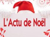 Actu et promos de Noël